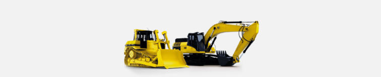 Earthmoving and Mining machinery